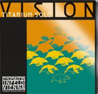 Thomastik Vision Titanium Solo Violinsaiten Satz VIT100 Medium