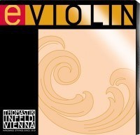 Thomastik E Spezial Violine Chromstahl vergoldet