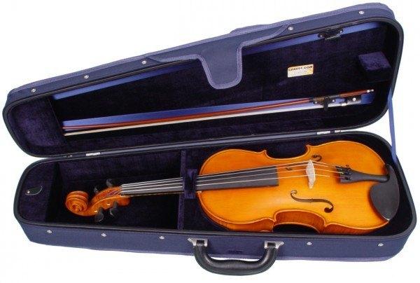 Bratschenset Concierto starker Klang 39,5 cm Korpuslänge