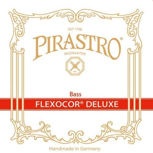Flexocor Deluxe Orchester Kontrabasssaiten Satz