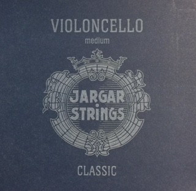 Jargar Cellosaite G Stahl/Chromstahl 4/4 Größe