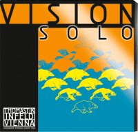 Thomastik Vision Solo Geigensaiten / Violinsaiten Satz