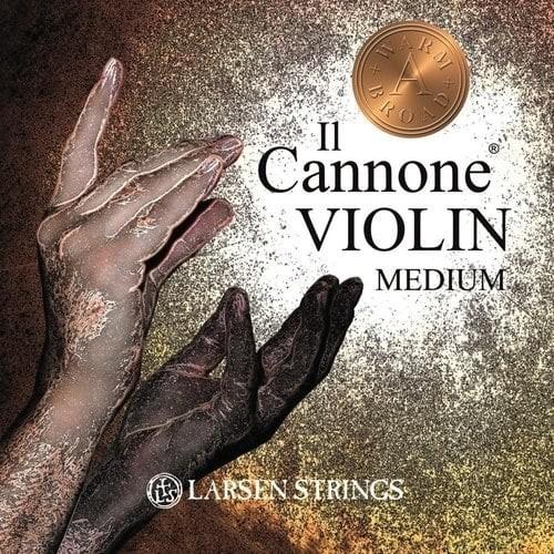 """Il Cannone 4/4 Satz """"Warm&Broad"""" A-Saite"""